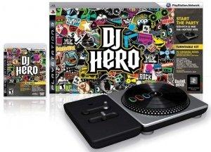DJ HERO BUNDLE             PS3