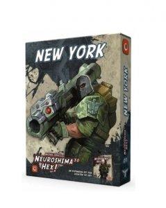 Neuroshima HEX: New York (edycja 3.0)