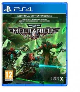 Warhammer 40000 Mechanicus PS4