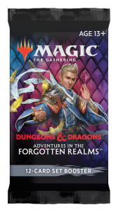 MTG - Adventures in the Forgotten Realms - Set Booster