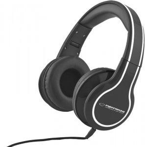 Słuchawki Esperanza EH136K Blues czarne
