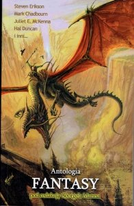 Antologia Fantasy. pod redakcją Gerge'a Manna