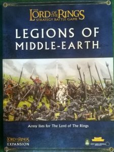 The Lord of the Rings Legions of Middle-Earth