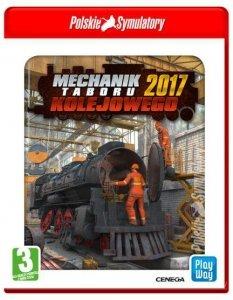 Gra PC Mechanik Taboru Kolejowego 2017