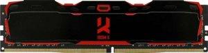 Pamięć DDR4 16GB 2666MHz GOODRAM IRDM X CL16 Black