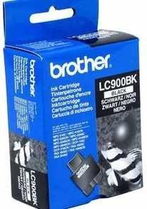 Tusz Oryginalny Brother LC-900 BK (LC900BK) (Czarny)