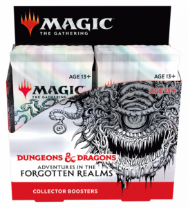 MTG - Adventures in the Forgotten Realms - Collector Boosters box (12)