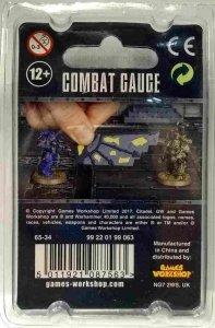 Warhammer 40000(8th): COMBAT GAUGE