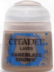 Farba Citadel Layer - Baneblade Brown 12ml