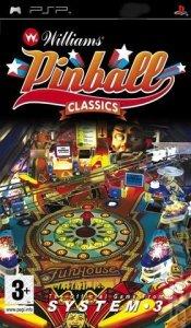 WILLIAMS PINBALL           PSP