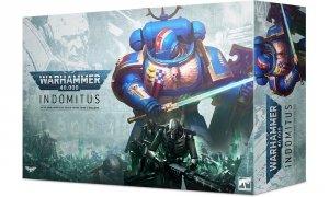 Warhammer 40,000 Indomitus