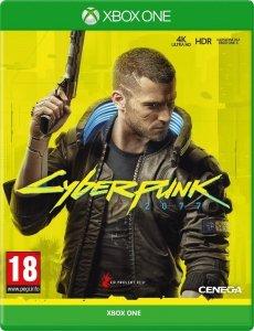 Cyberpunk 2077 PL XBOX ONE