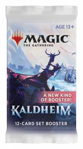 MTG - Kaldheim Set Booster