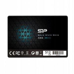 SSD 512GB Silicon Power A55