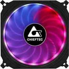Wentylator Chieftec Tornado RGB