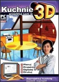 KUCHNIE PROJEKTÓJ SAM W 3D PC