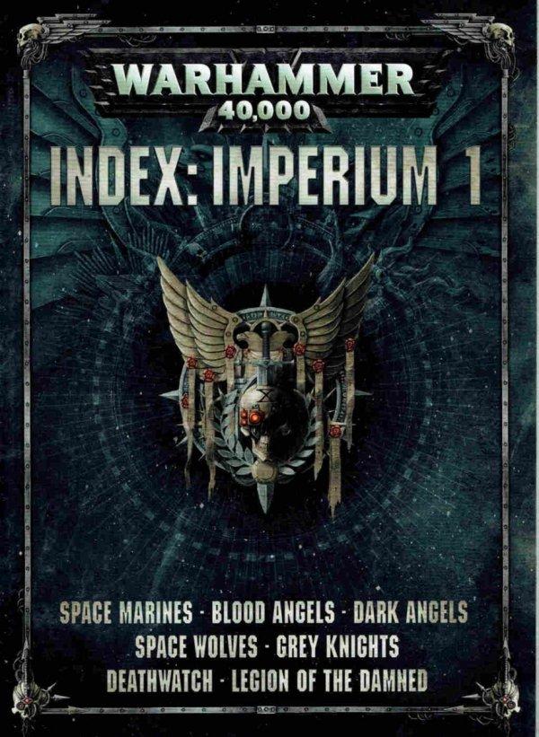 INDEX : IMPERIUM 1  PRZÓD