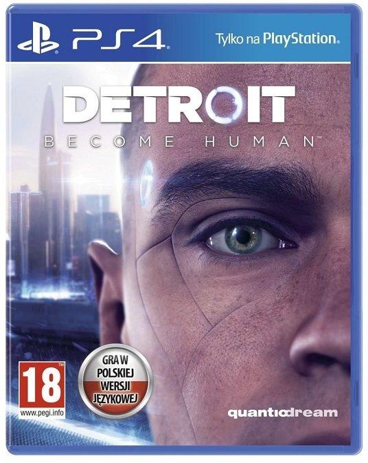 Detroit: Become Human PL PS4