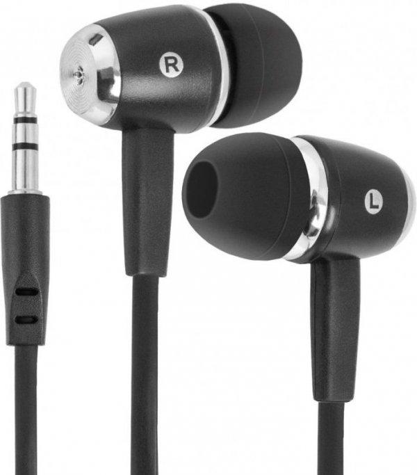 Słuchawki Defender BASIC 620 douszne czarne