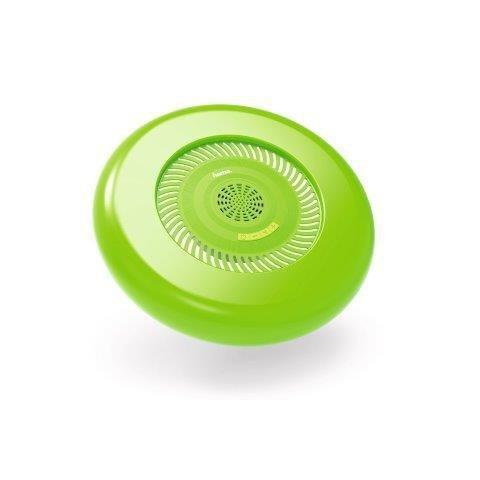 Głośnik Bluetooth Hama Flying Sound Disc, latający, zielony
