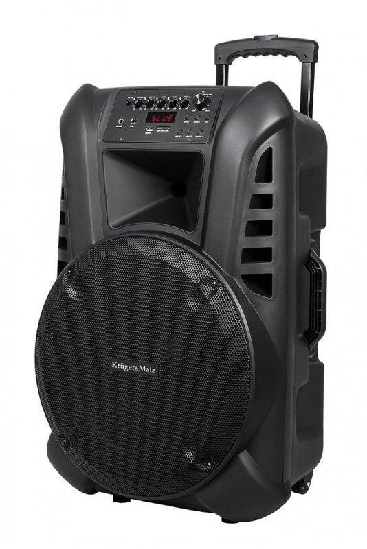 Głośnik Kruger&Matz KM1715 Bluetooth| Aktywna| Black