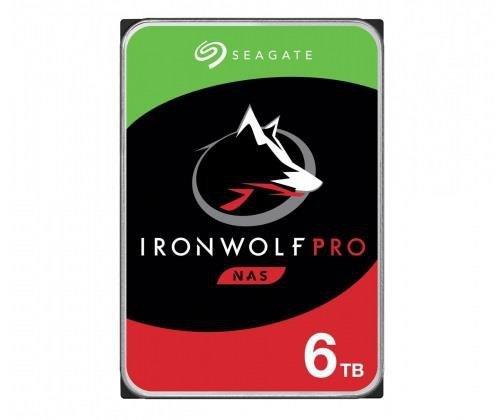 Dysk SEAGATE IronWolf™ PRO 6TB ST6000NE000 3,5'' 7200RPM 256MB cache NAS