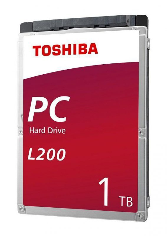 "Dysk Toshiba L200 Mobile 1TB 2,5"" SATA 5400rpm 128MB Slim 7mm BULK"