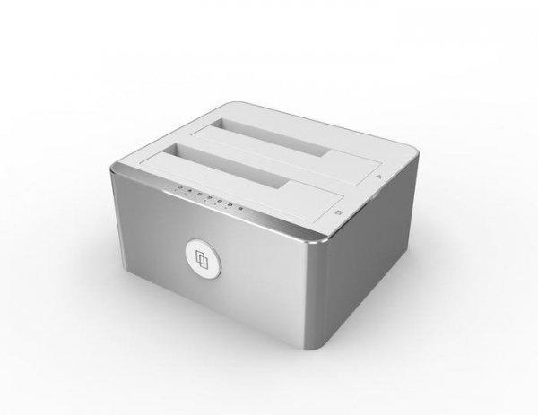 Stacja dokująca HDD Unitek Y-3026 na USB3.0 Alu.