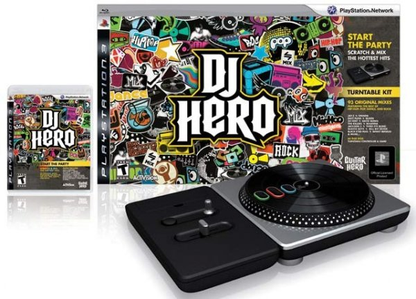 DJ HERO BUNDLE             PS3