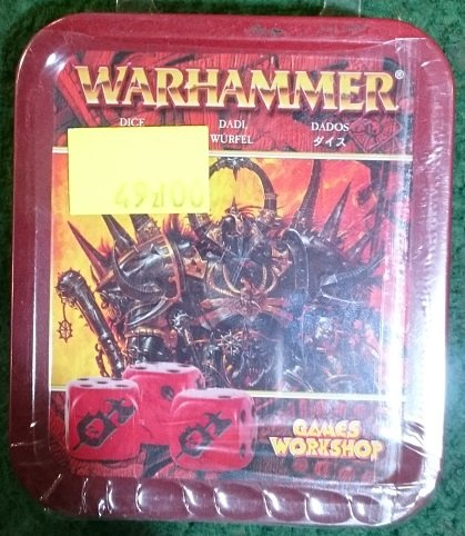 WARHAMMER DICE PACK
