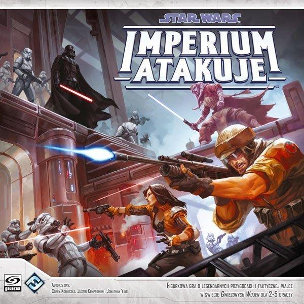 Star Wars: Imperium Atakuje PL
