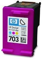 HP 703 (4ml) Kolor D730   CD888AE