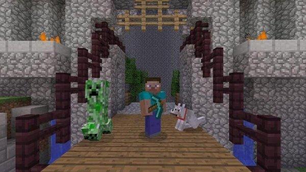 Minecraft PL PS4