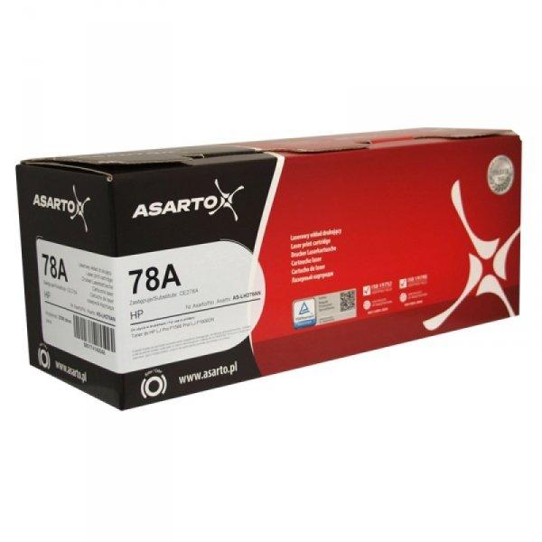 Toner HP 78A LJ P1566/Pro/P1606dn black ASARTO 78BN