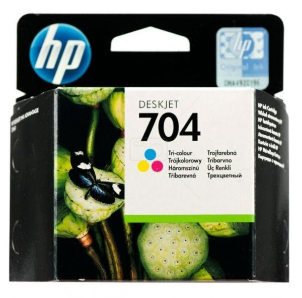 Tusz HP nr 704 Kolor CN693AE |200str