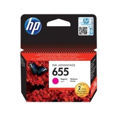 HP CZ111AE BHK Tusz HP 655 magenta