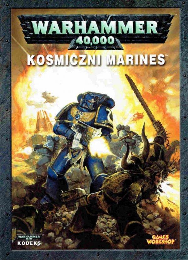 W40k Kodeks Kosmiczni Marines
