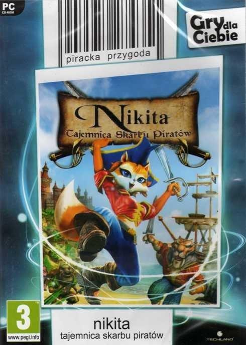 NIKITA TAJEMNICA SKARBU PC