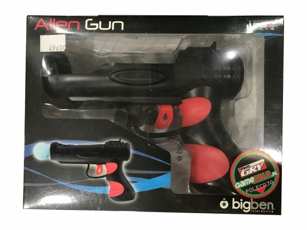 ALIEN GUN pistolet do PS3 PS MOVE BigBen