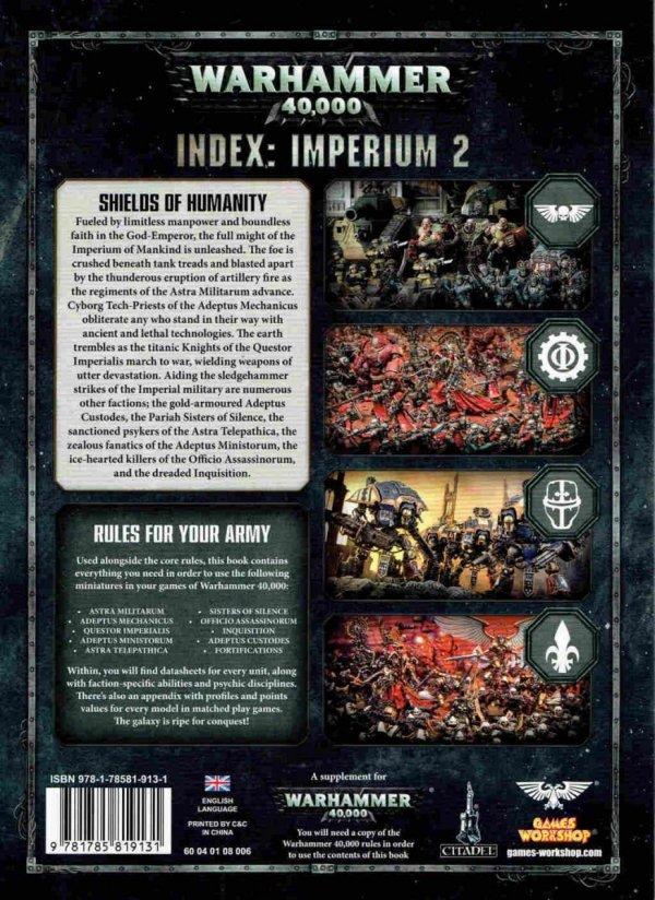 INDEX : IMPERIUM 2 TYŁ