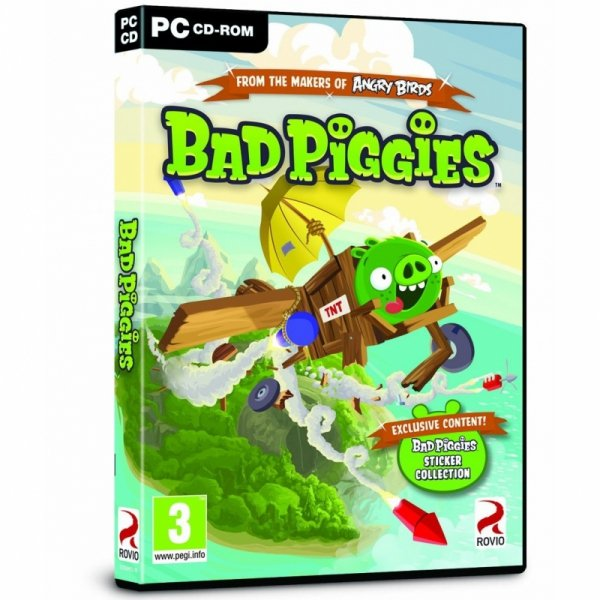 Gra Bad Piggies PC