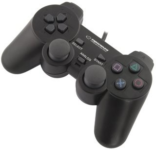 GAMEPAD ESPERANZA EG106 PS2/PC