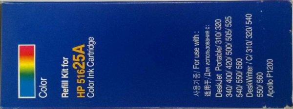 TUSZ HPI-8425C HP51625A COLOR