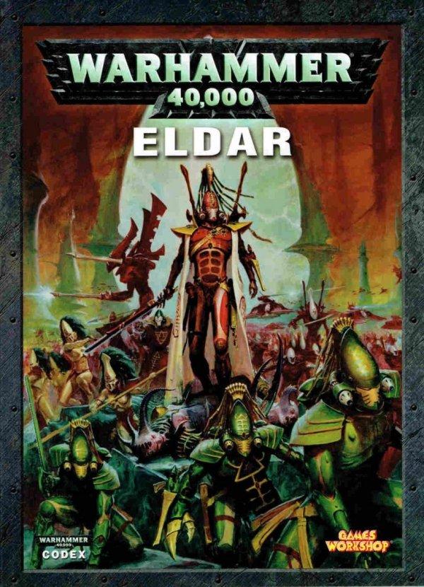 W40k Codex Eldar