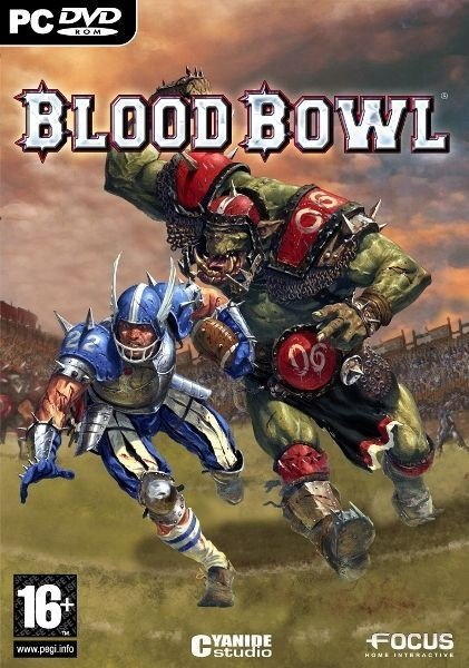 BLOOD BOWL PC DVD