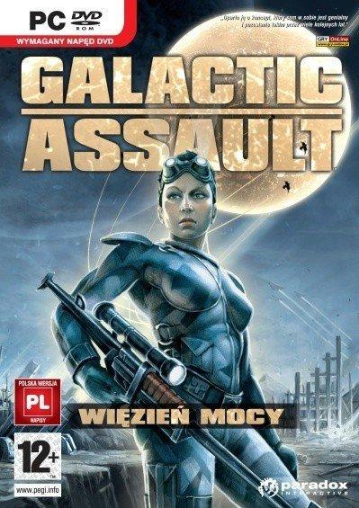 GALACTIC ASSAULT:WIĘŹIEŃ MOCY