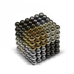 Magneto Cube - Kolorowy