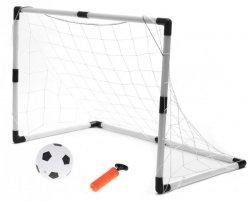 Bramki ogrodowe do piłki nożnej 2szt 80x120x52