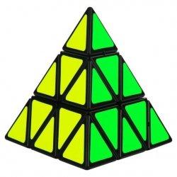 Gra logiczna Kostka łamigłówka PYRAMINX 9,7cm