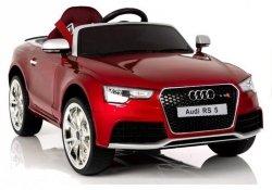 Auto Na Akumulator Audi RS5 Czerwone Lakierowane